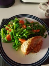 Diabetic friendly meal